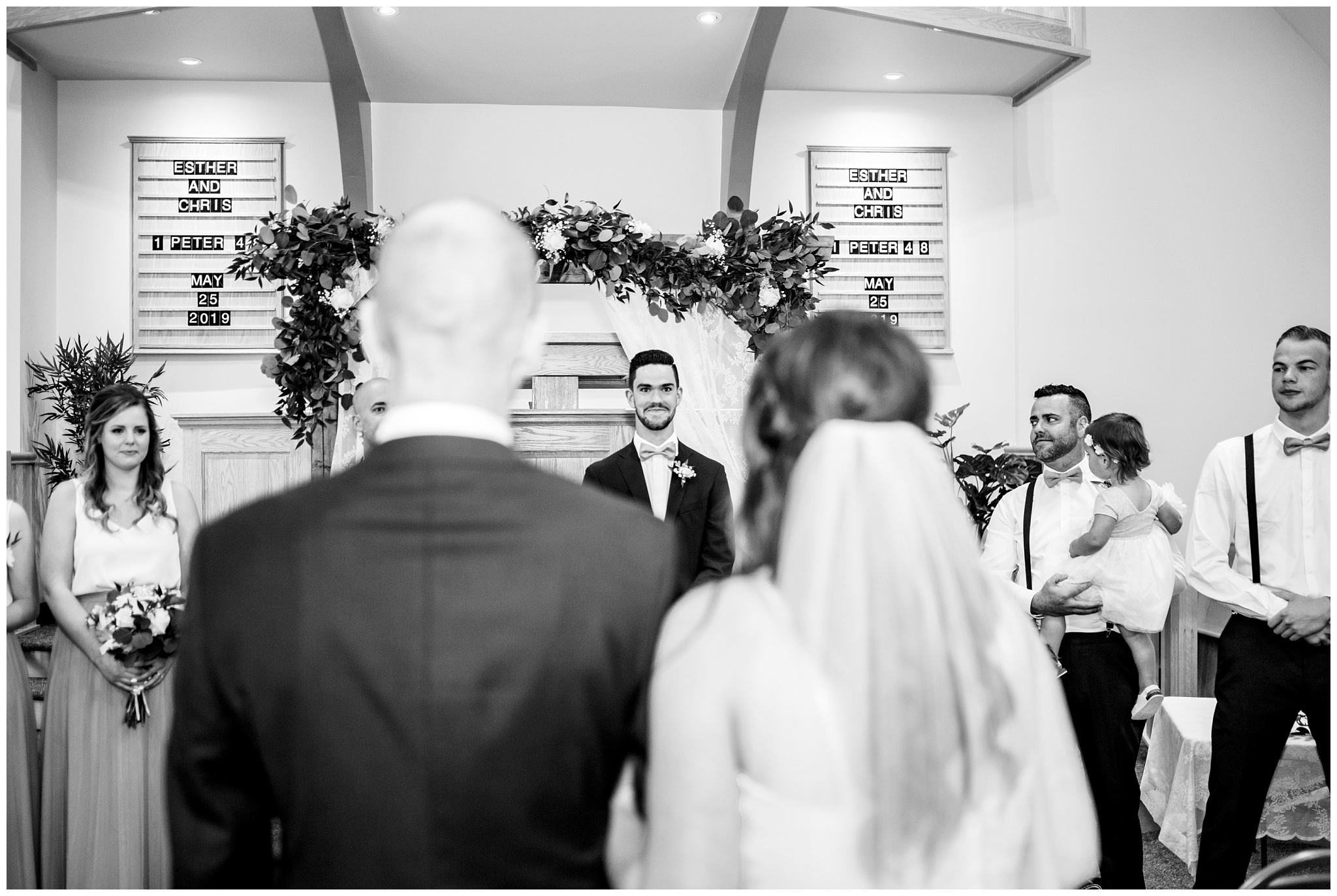 Cloverdale Canadian Reformed Church Wedding Sendall Garden Bride Groom Portraits Christian Couples Best Photographer in Langley Surrey British Columbia_0017.jpg