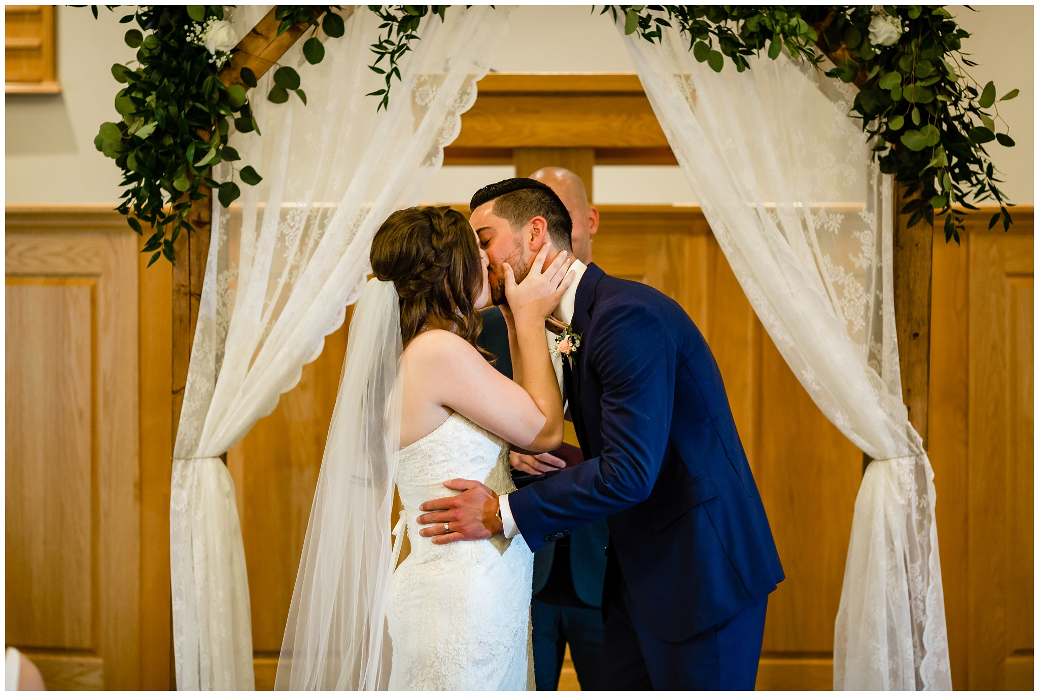 Cloverdale Canadian Reformed Church Wedding Sendall Garden Bride Groom Portraits Christian Couples Best Photographer in Langley Surrey British Columbia_0024.jpg