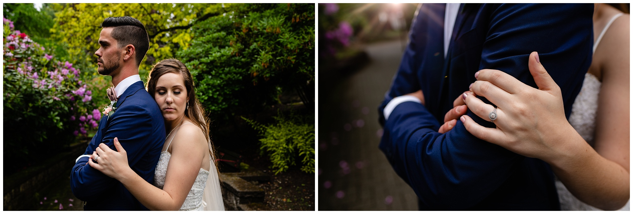 Cloverdale Canadian Reformed Church Wedding Sendall Garden Bride Groom Portraits Christian Couples Best Photographer in Langley Surrey British Columbia_0047.jpg