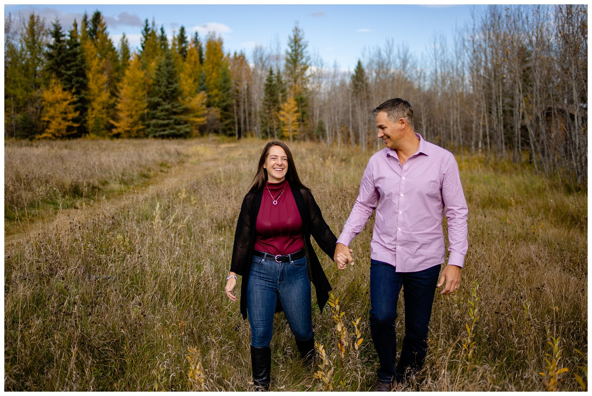 Wagner Natural Area Acheson couples Photographer Alberta  engagement older couple romantic fall photos_0001.jpg