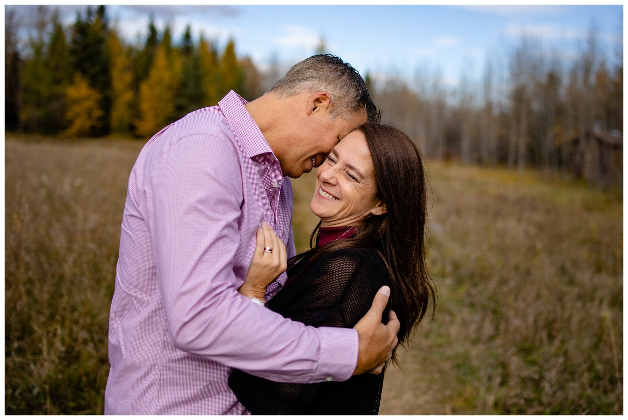 Wagner Natural Area Acheson couples Photographer Alberta  engagement older couple romantic fall photos_0003.jpg