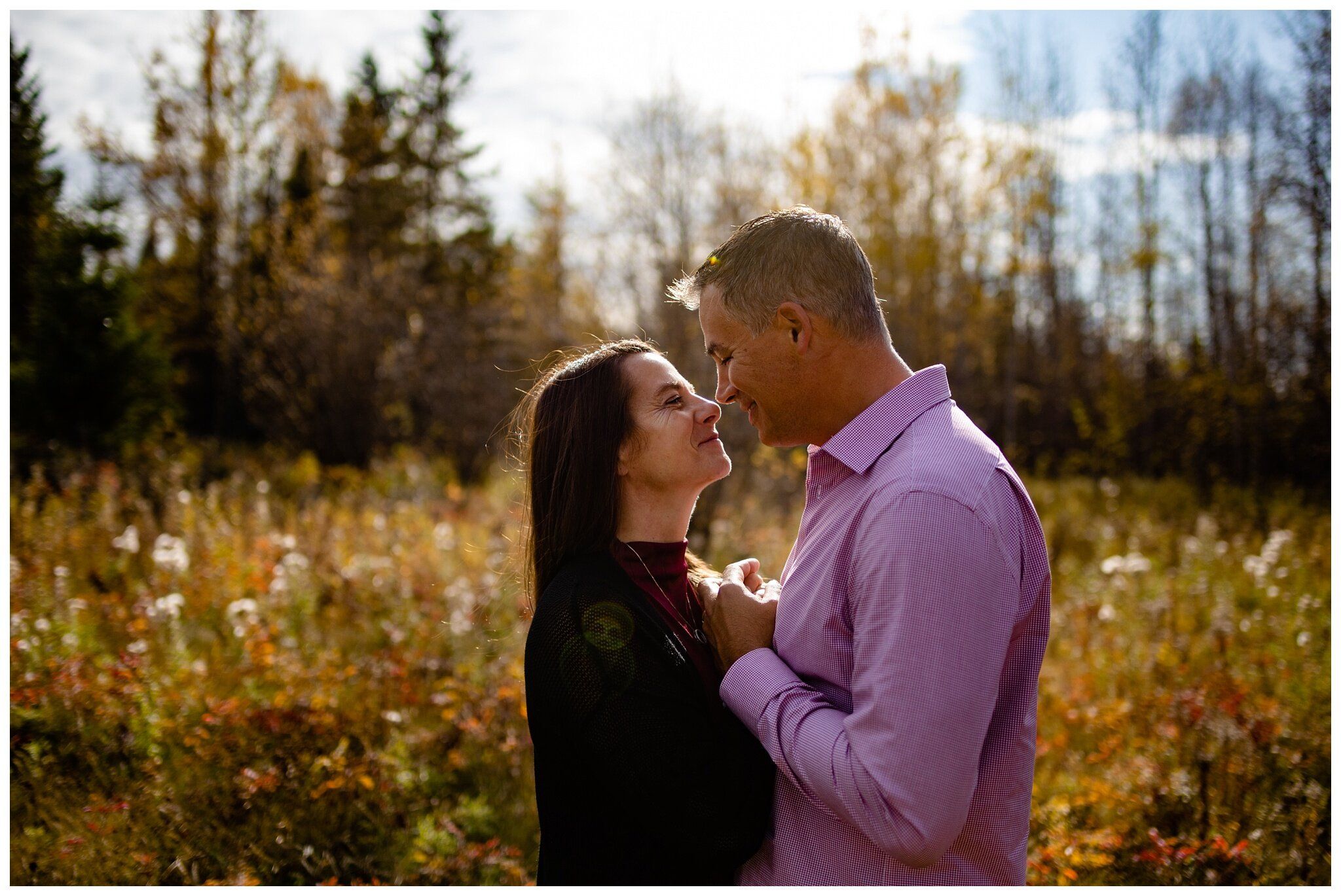 Wagner Natural Area Acheson couples Photographer Alberta  engagement older couple romantic fall photos_0007.jpg