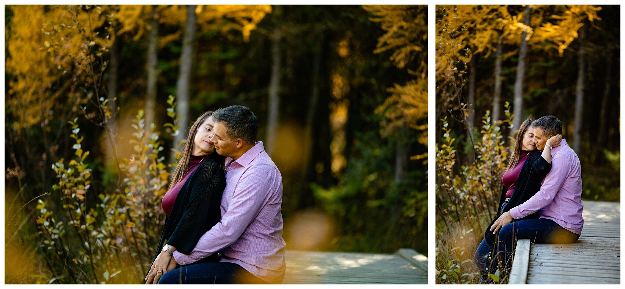 Wagner Natural Area Acheson couples Photographer Alberta  engagement older couple romantic fall photos_0014.jpg