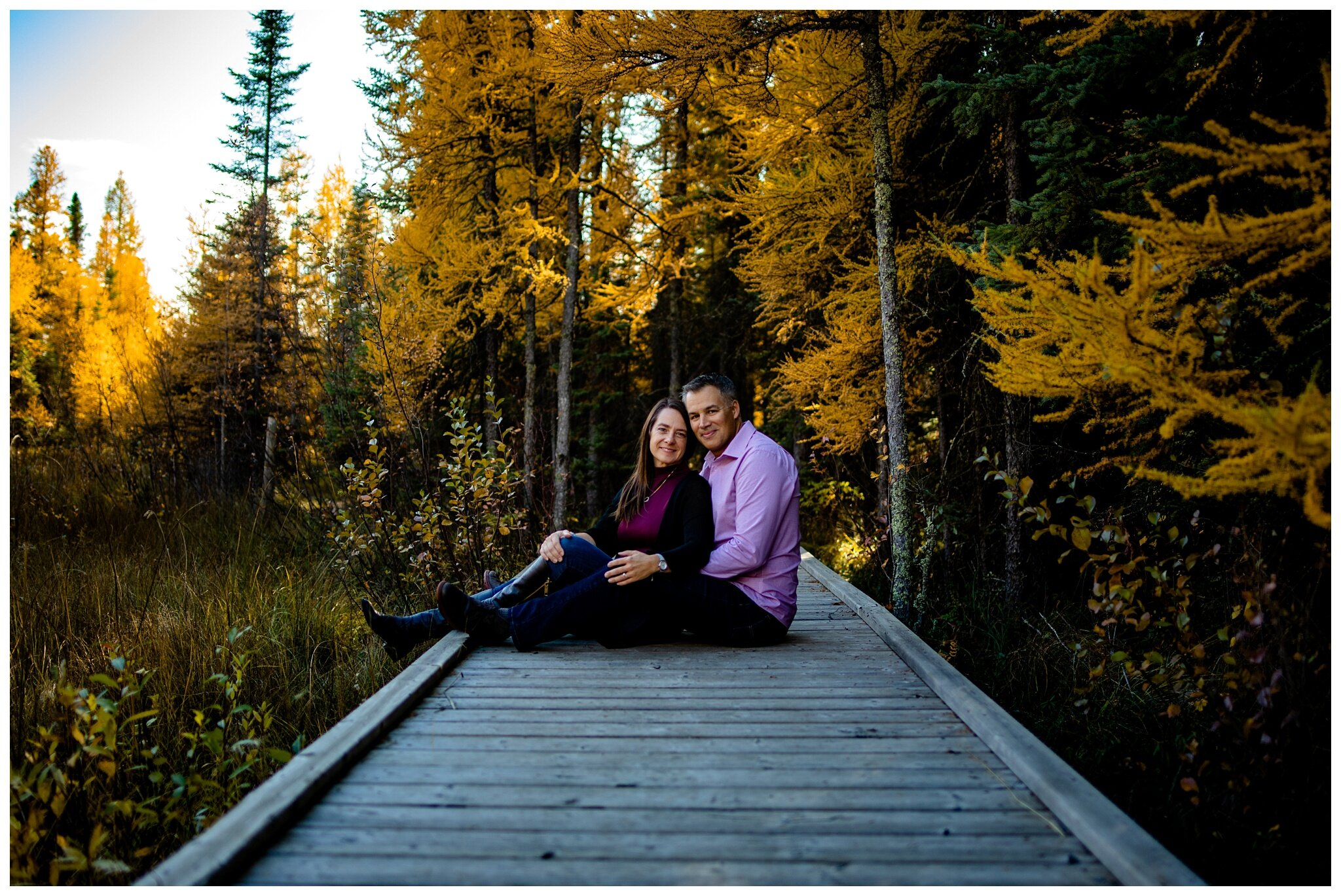 Wagner Natural Area Acheson couples Photographer Alberta  engagement older couple romantic fall photos_0016.jpg