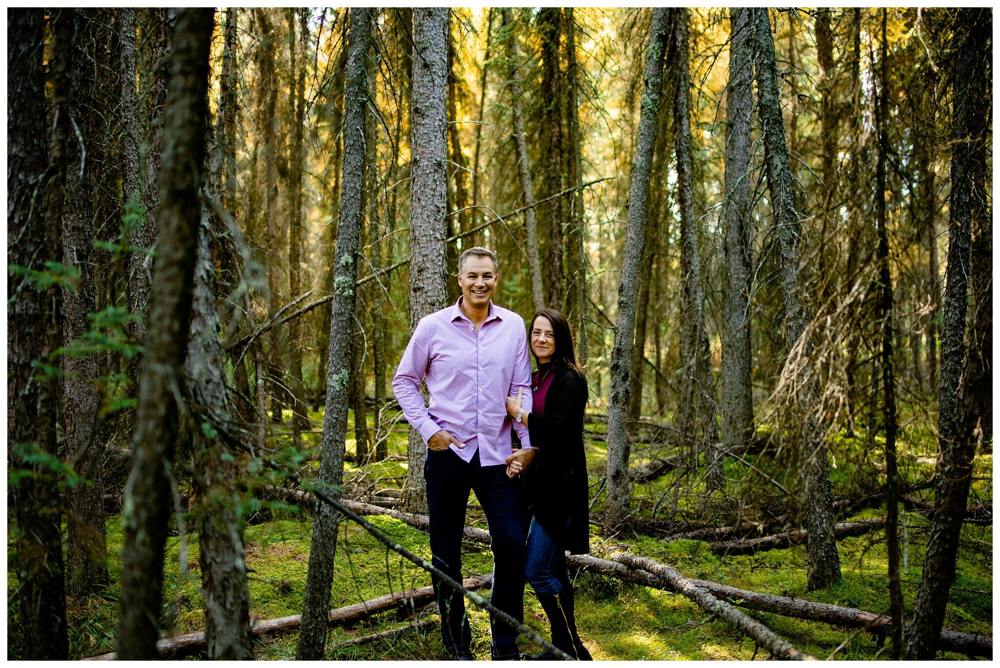Wagner Natural Area Acheson couples Photographer Alberta  engagement older couple romantic fall photos_0017.jpg