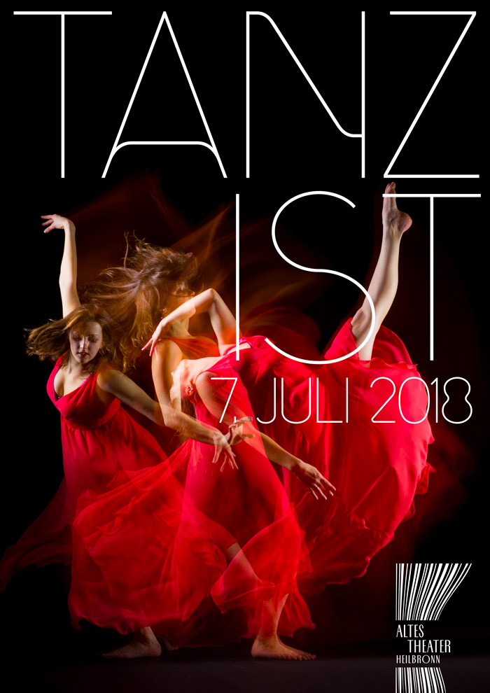 Tanz Ist 2018 - 4 Tanzannuale im ALTES THEATER Heilbronn