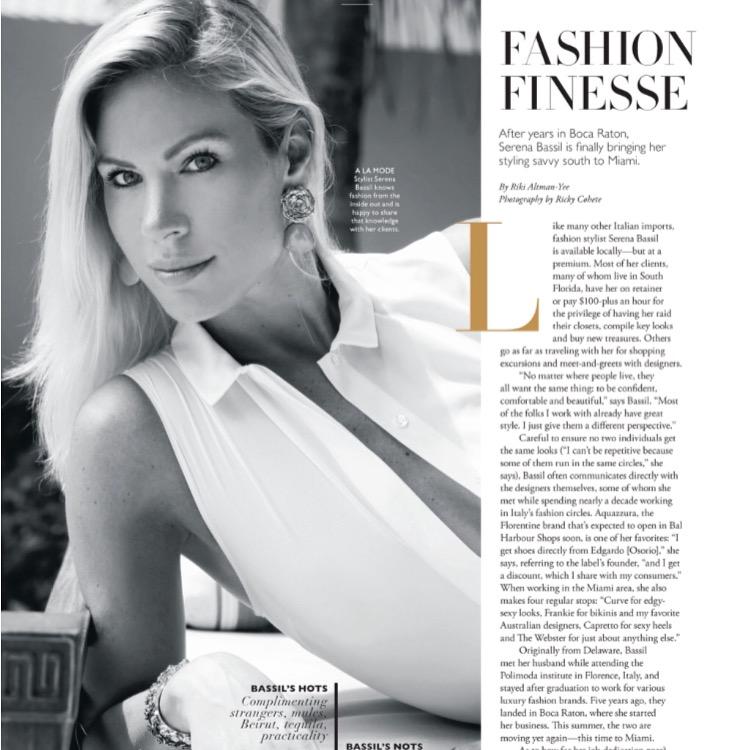 Fashion Stylist Boca Raton