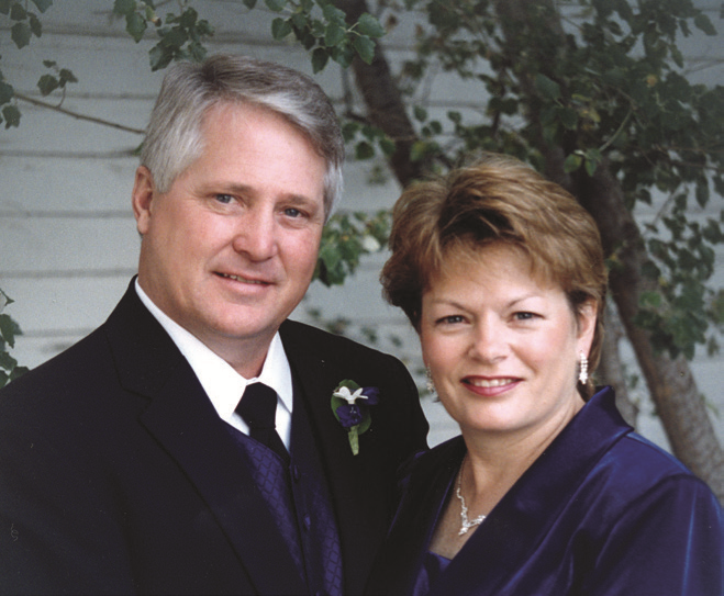Mark and Denise Schryver