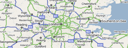 Styled Maps with Google Maps API 3