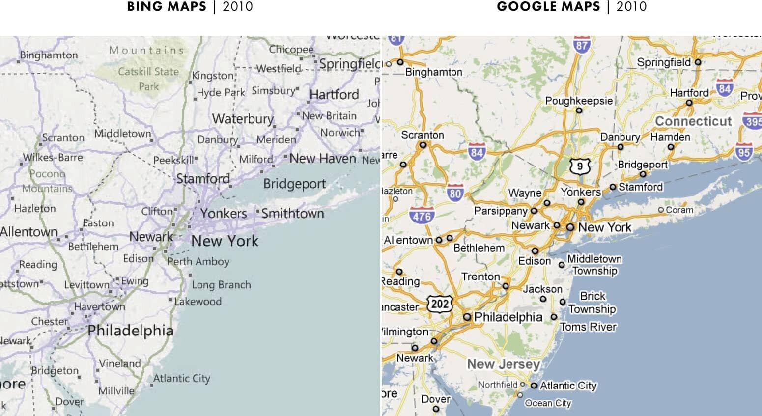 3 Cartography Change - Bing Maps 2010 vs Google Maps 2010.jpg