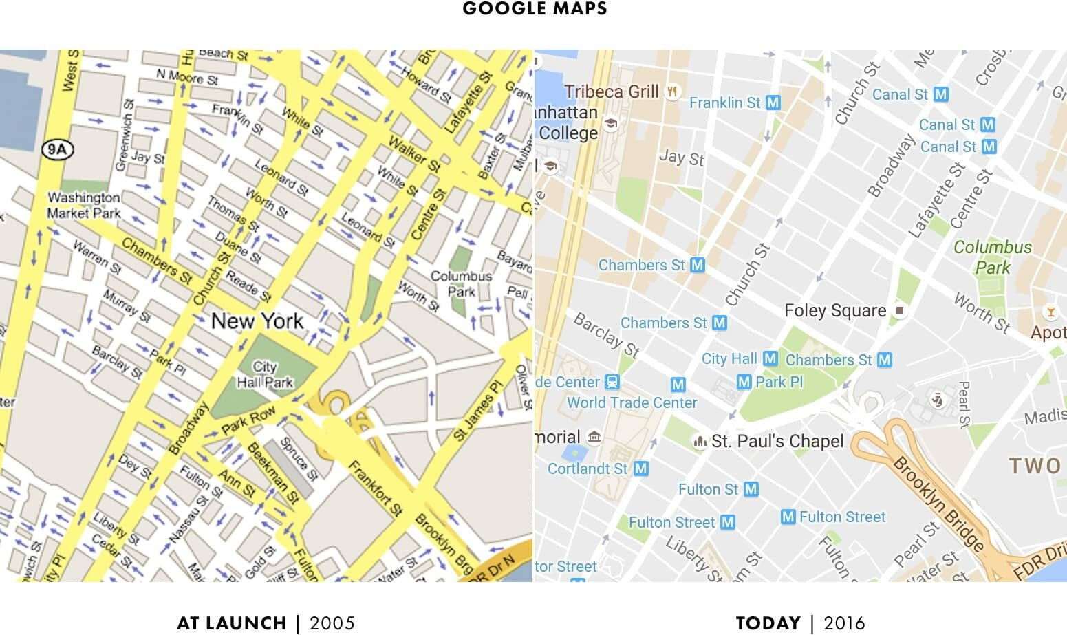 9 Google Maps - At Launch vs Today.jpg