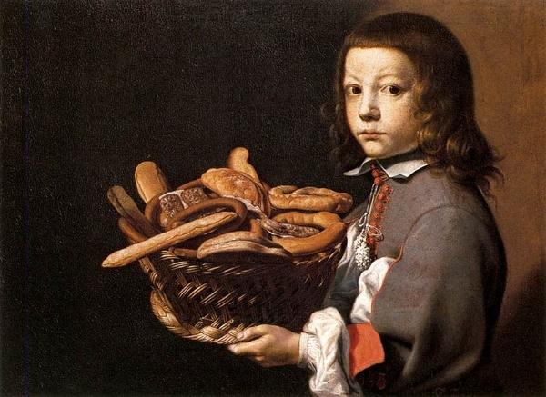 Boy with Basket of Bread.jpg