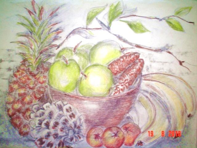 26 composizione di frutta dal vero.jpg