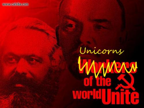 For Global Unicorn, Unity.