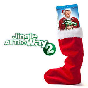 Jingle All the Way 2  →   for Fox HomeEntertainment