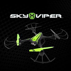 Sky Viper  →   for Open Bar Interactive