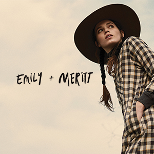 Emily & Meritt  →    for ARC