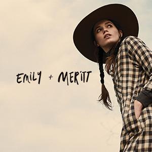 Emily & Meritt  →   for ARC