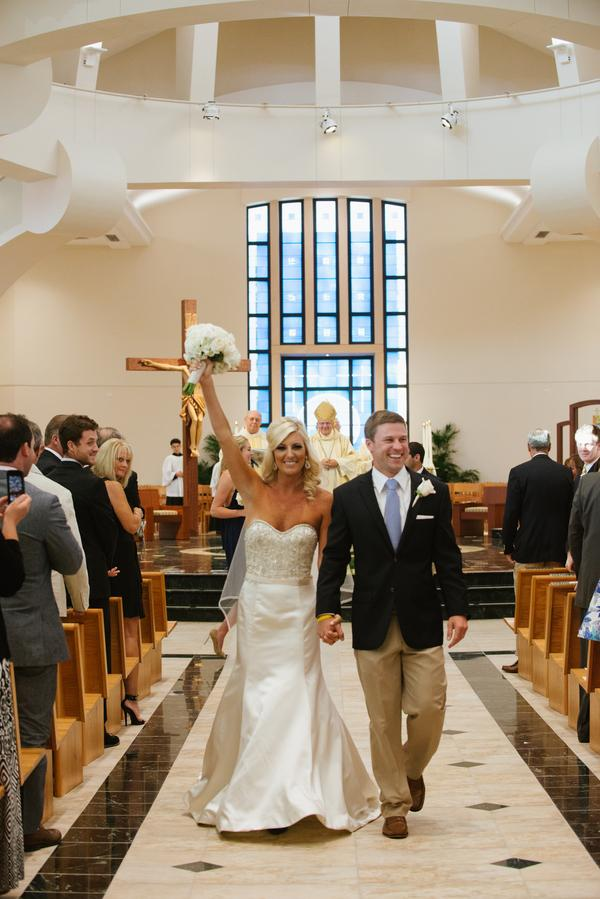 The new Mr. and Mrs.!