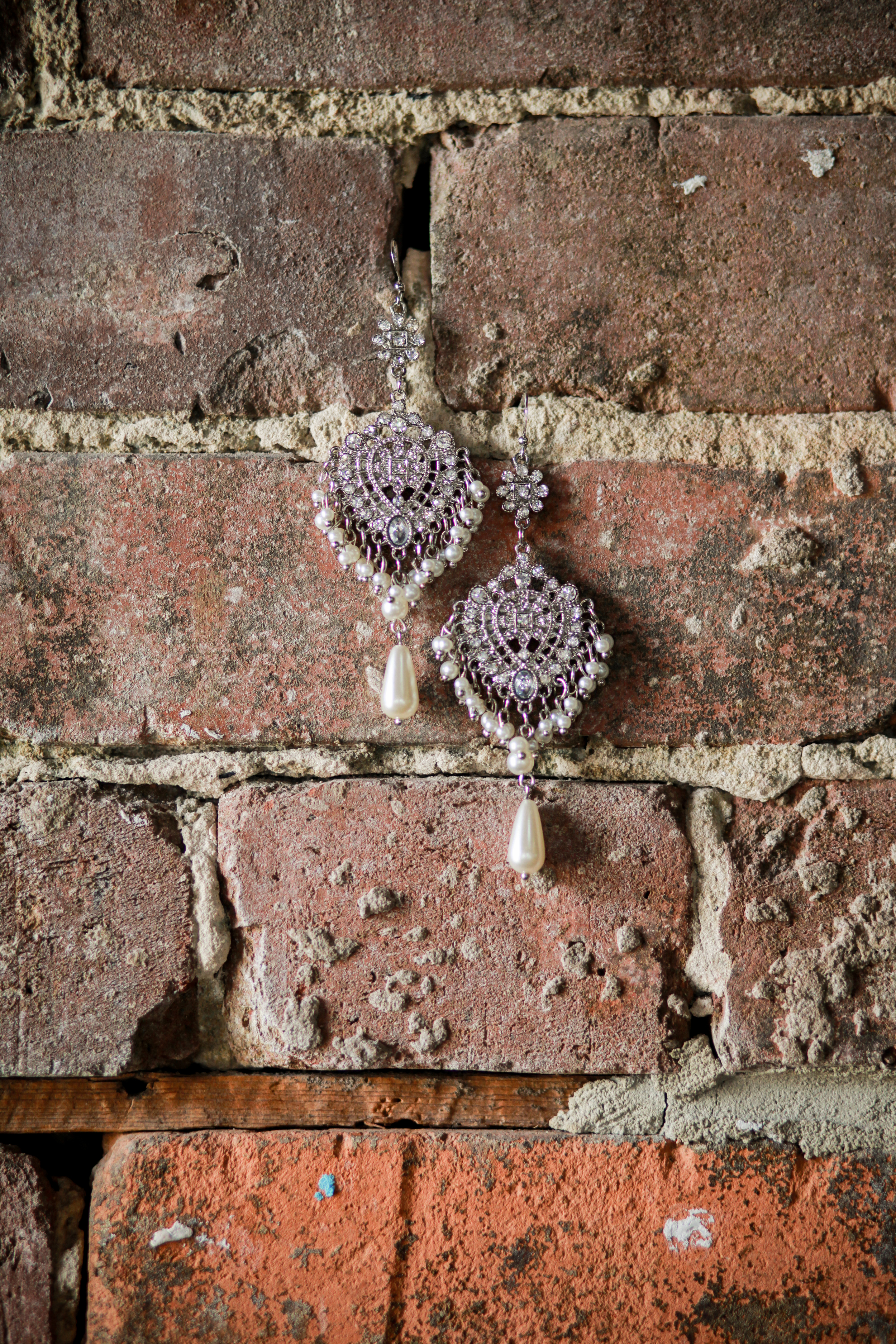winsor event studio bride earrings