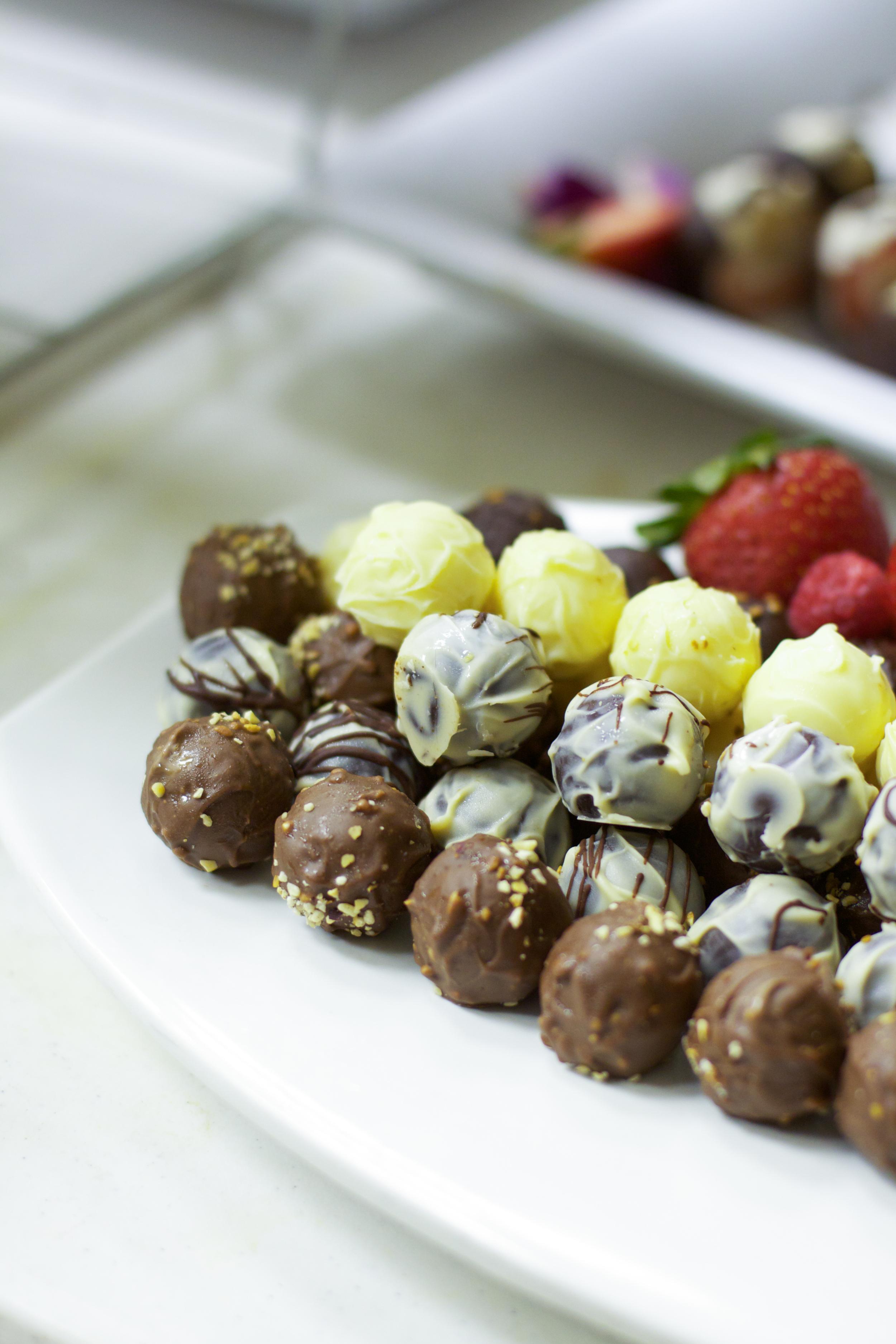 Truffles? YES PLEASE!!