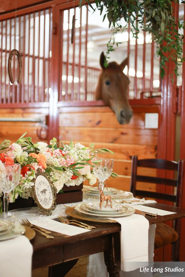 winsor event studio barn stable wedding