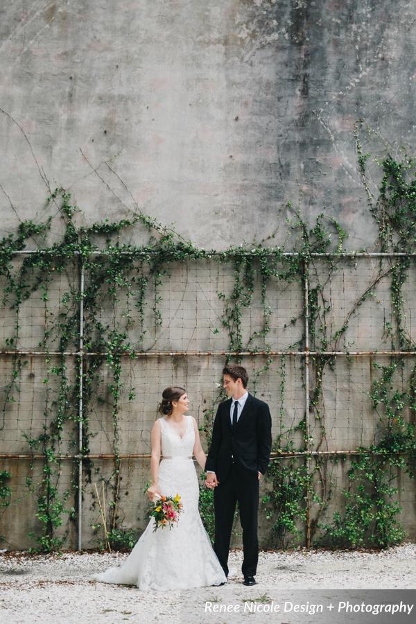 winsor event studio bride groom portrait