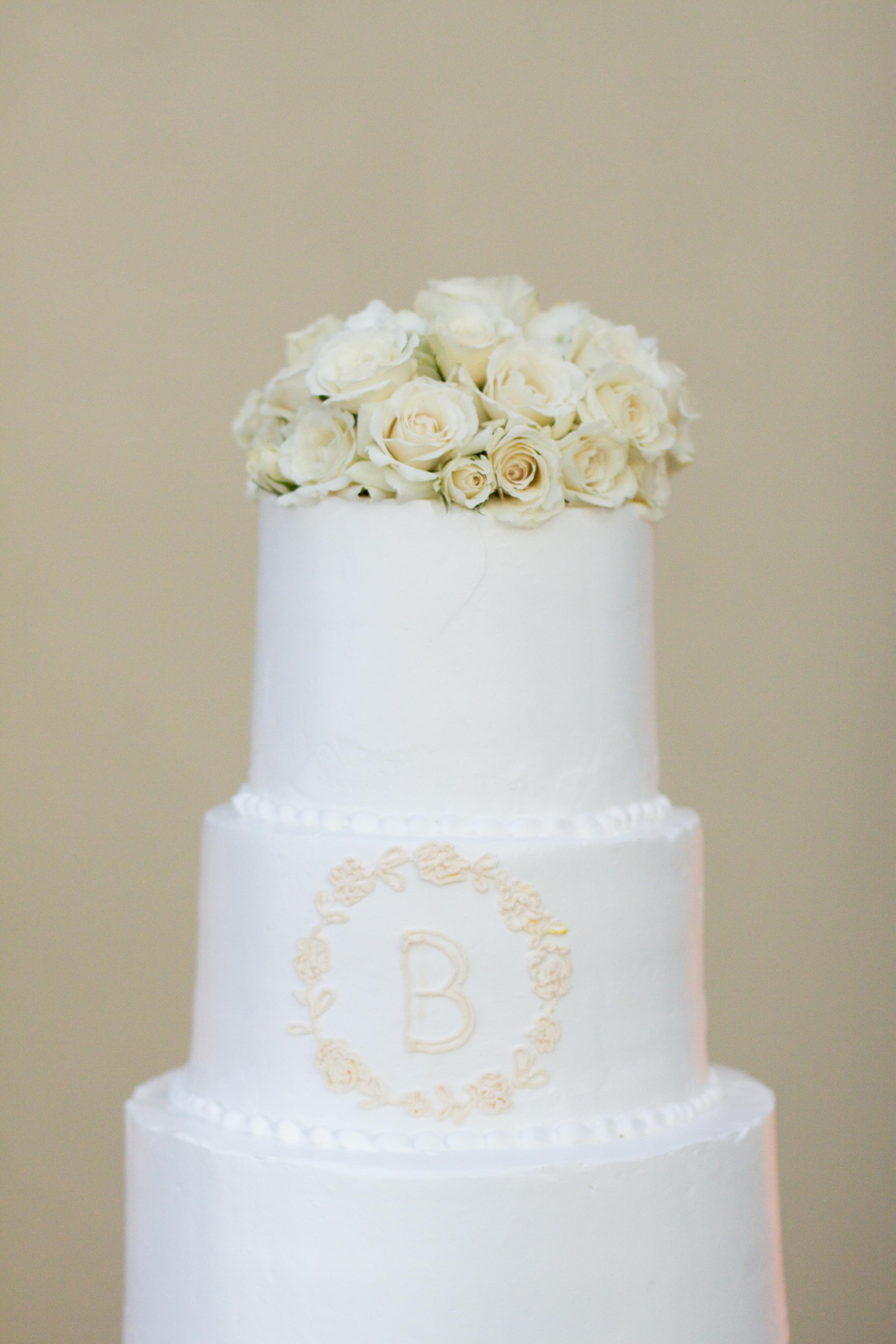 winsor event studio wedding cake