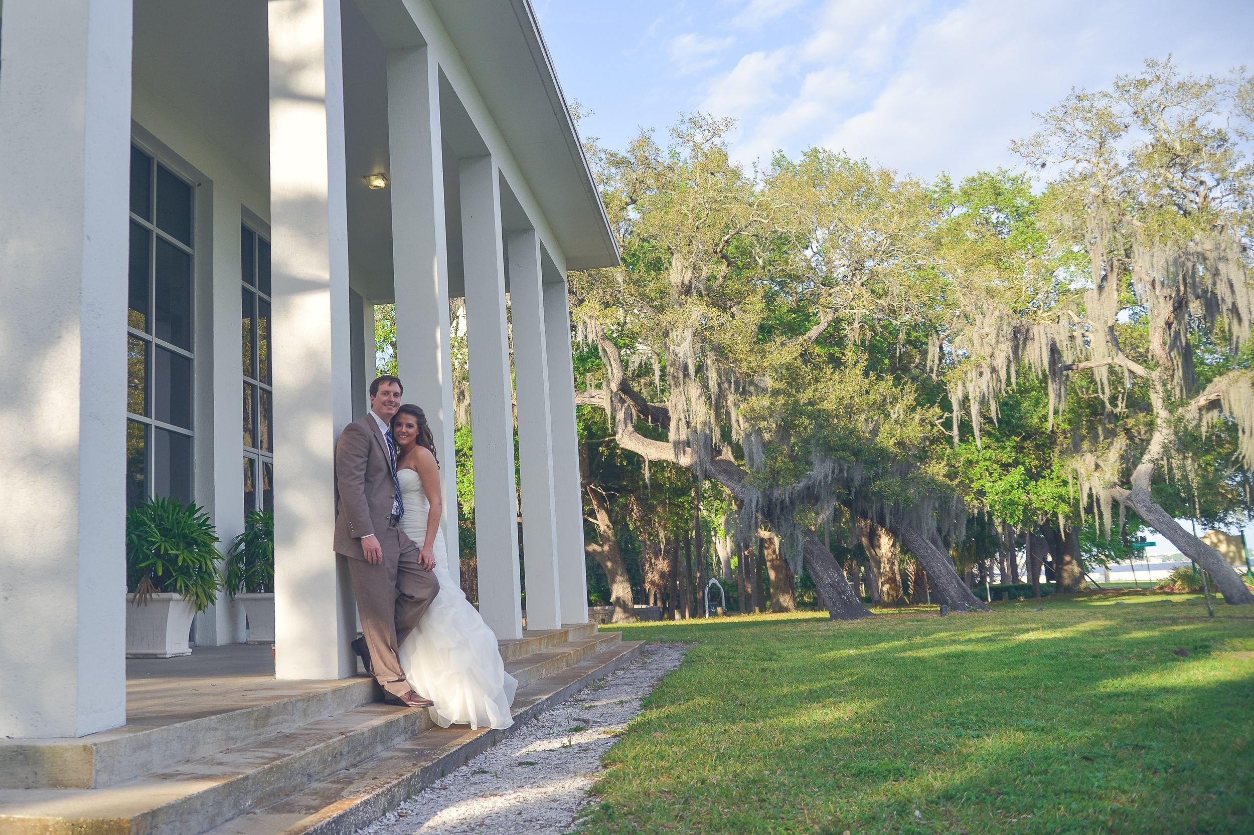 winsor event studio tampa garden club wedding