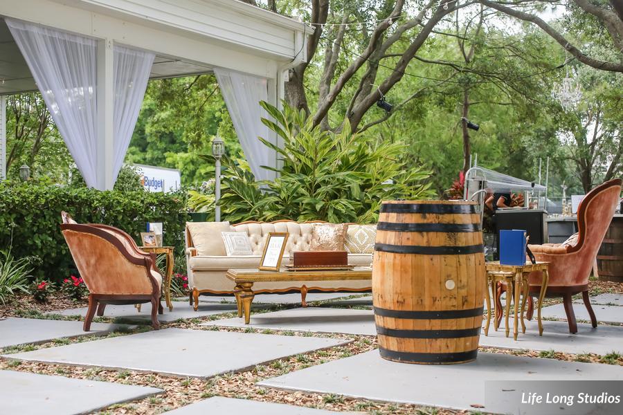 winsor event studio cigar lounge vintage furniture