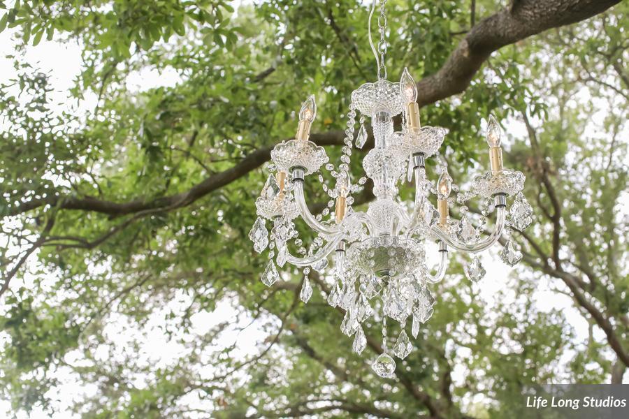 winsor event studio wedding chandelier tree