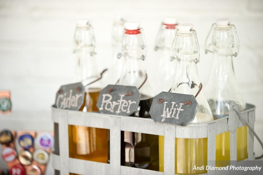 winsor event studio wedding craft beer growlers