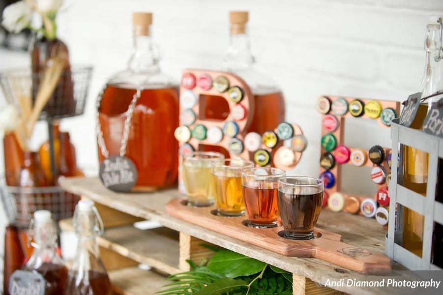 winsor event studio craft beer wedding