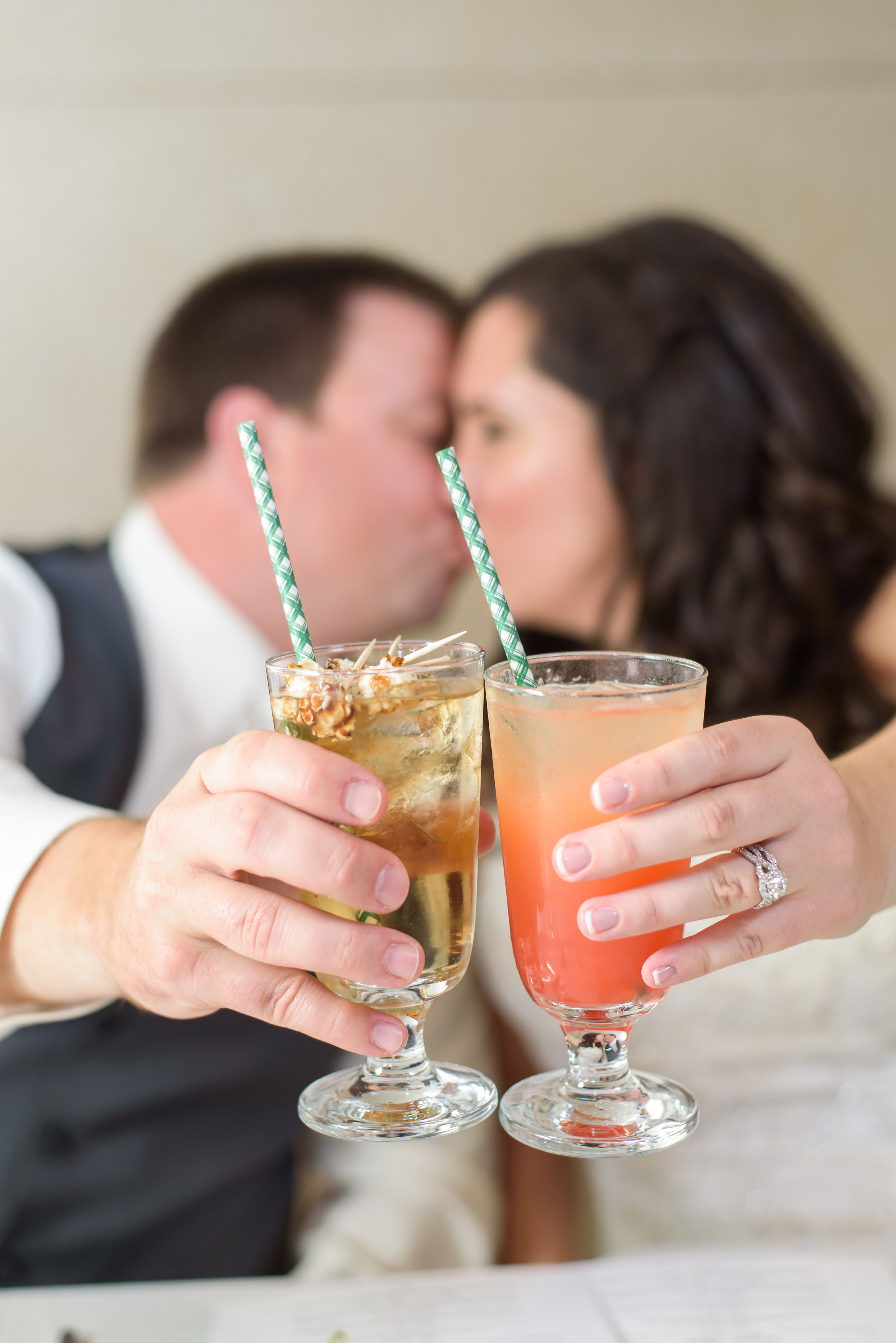 winsor event studio signature drink wedding
