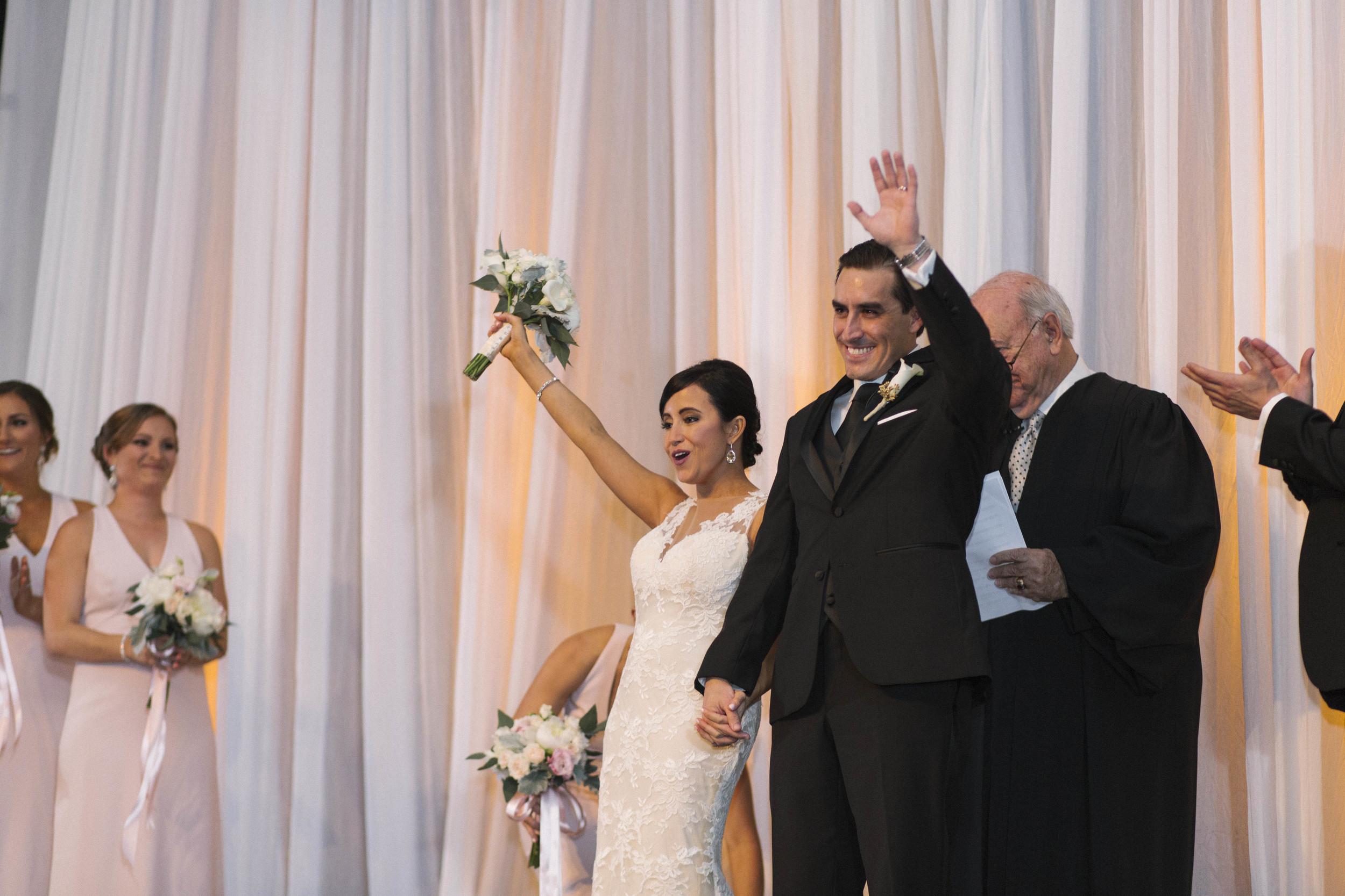winsor event studio wedding ceremony