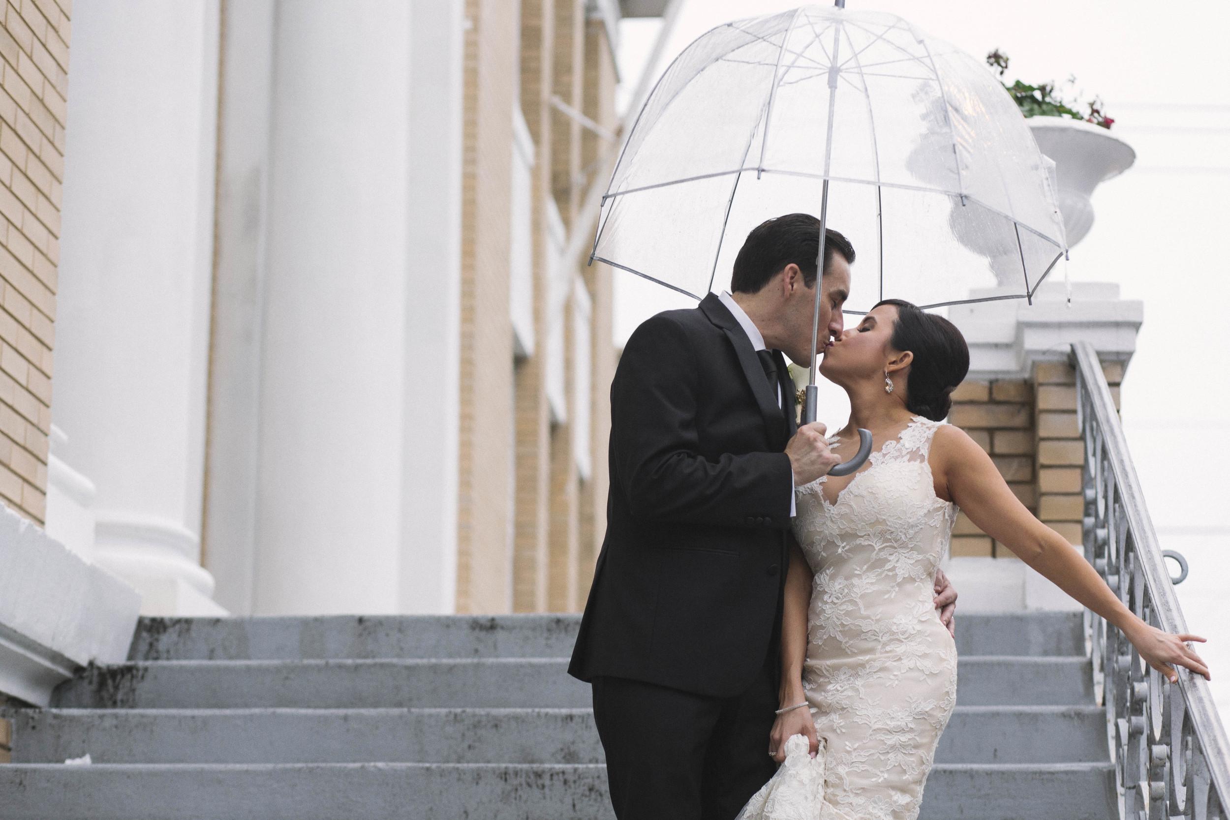 winsor event studio ybor wedding tampa cobblestone street umbrella