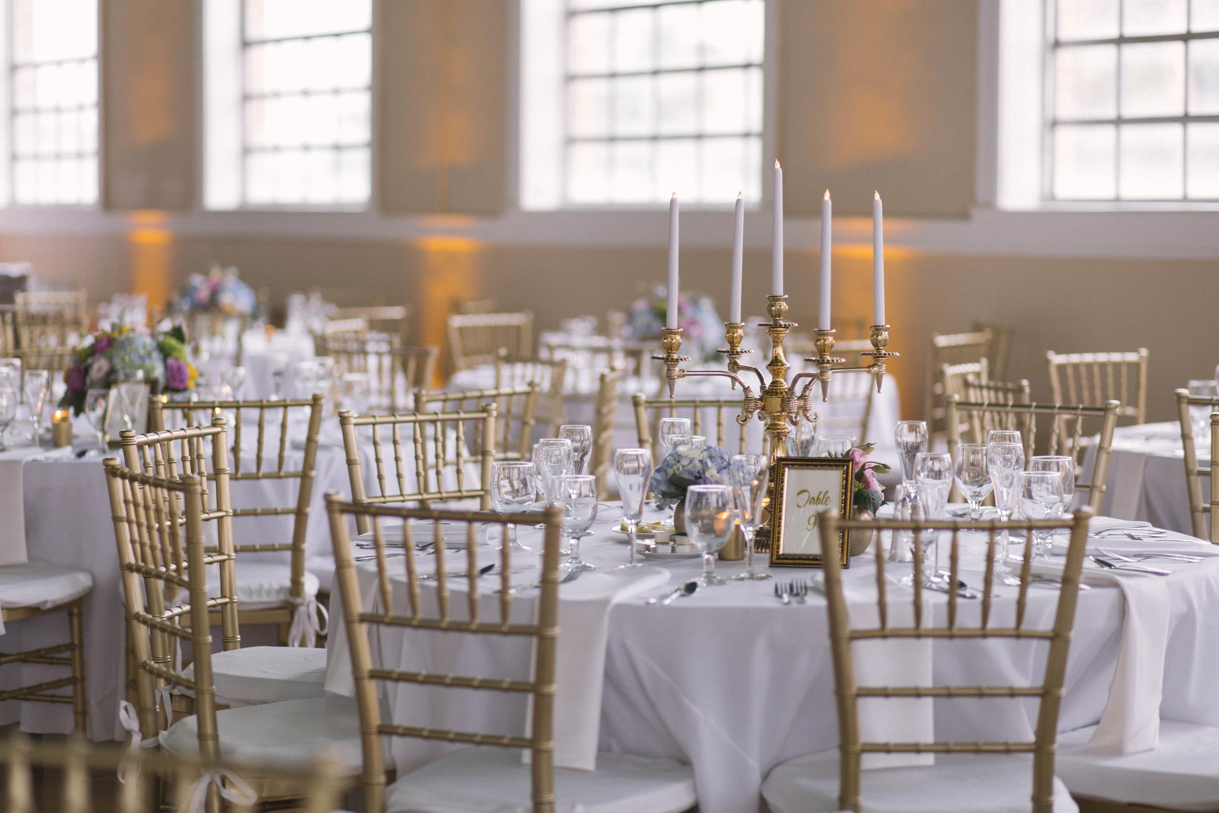 winsor event studio ybor cuban club wedding gold