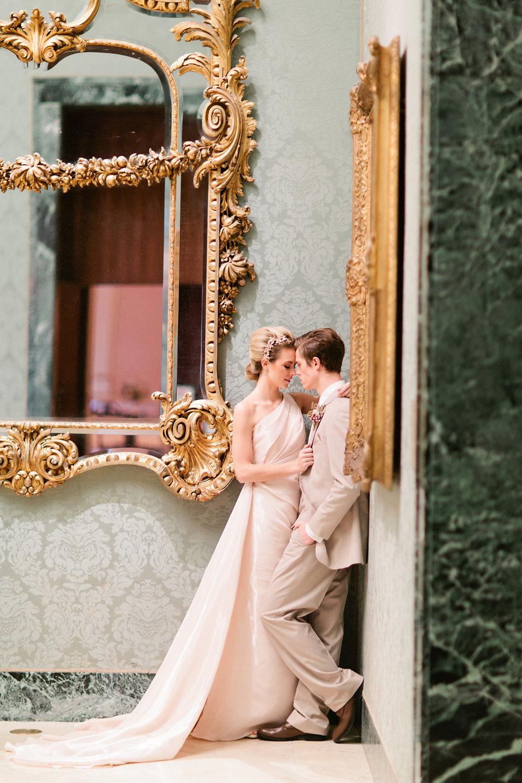 winsor event studio museum of fine art wedding