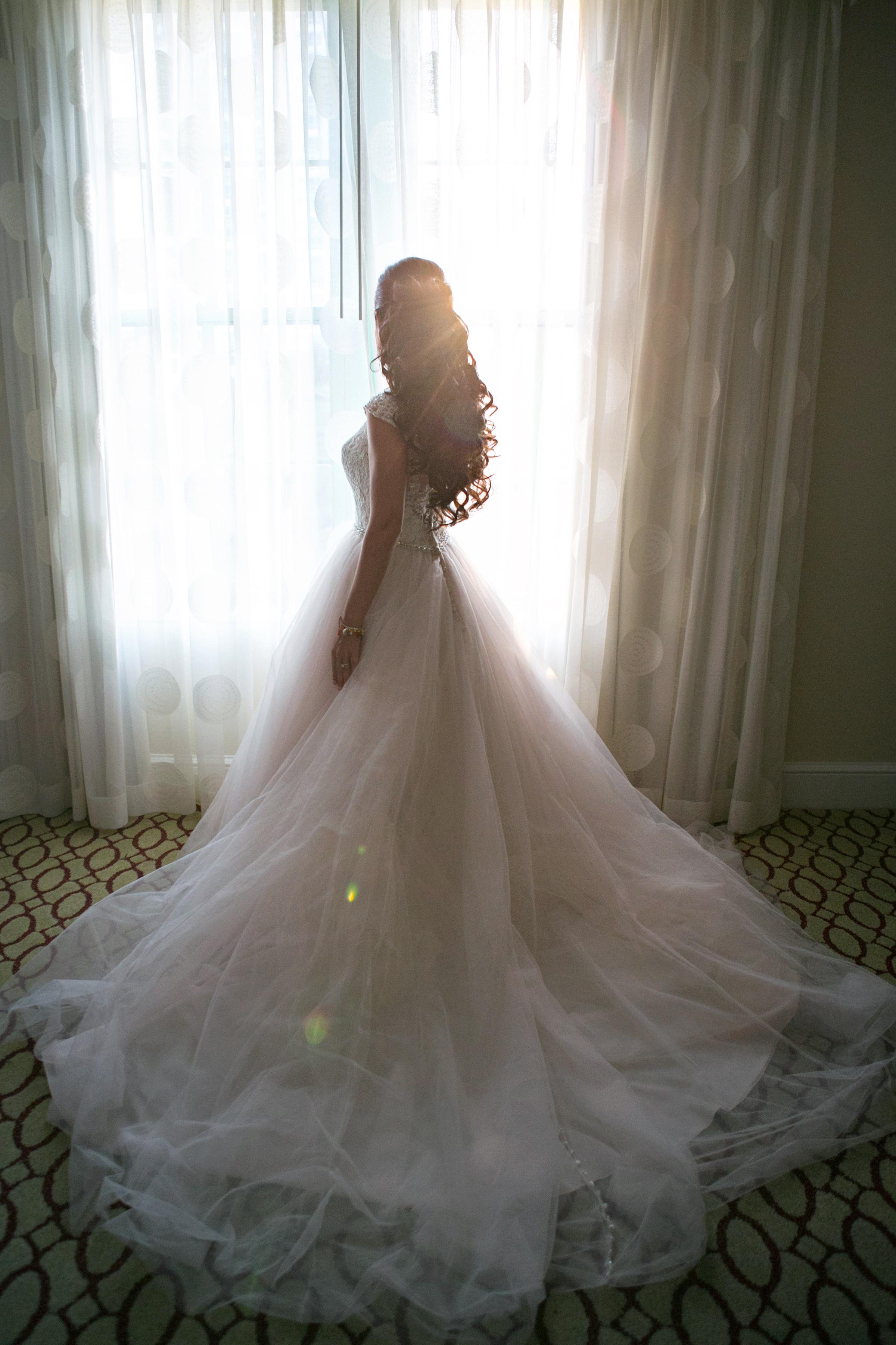 winsor event studio ballgown wedding dress