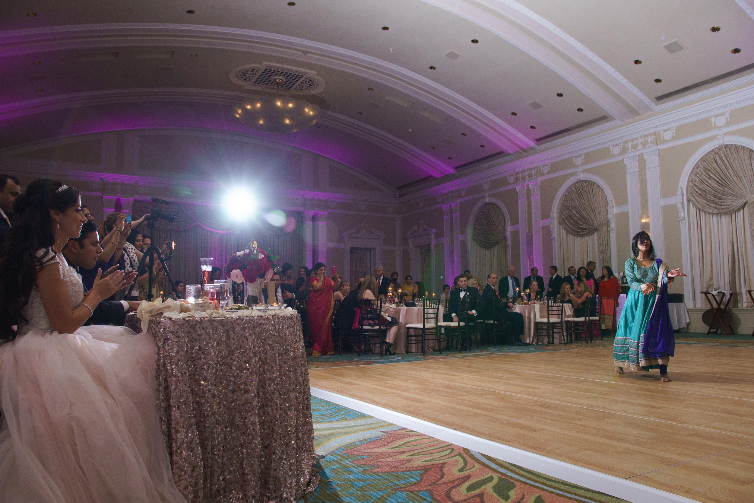 winsor event studio indian wedding dance