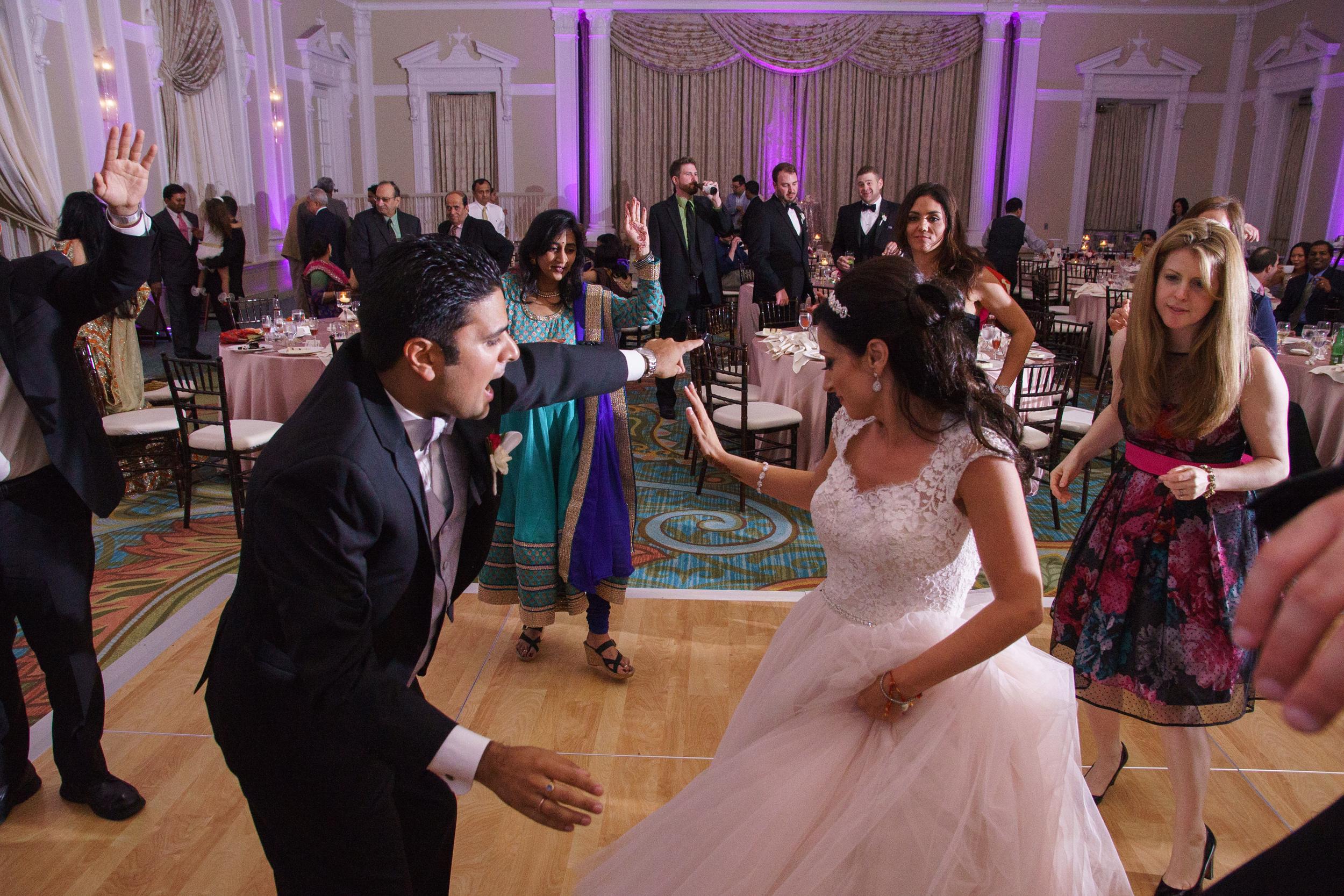 winsor event studio vinoy wedding reception ballroom