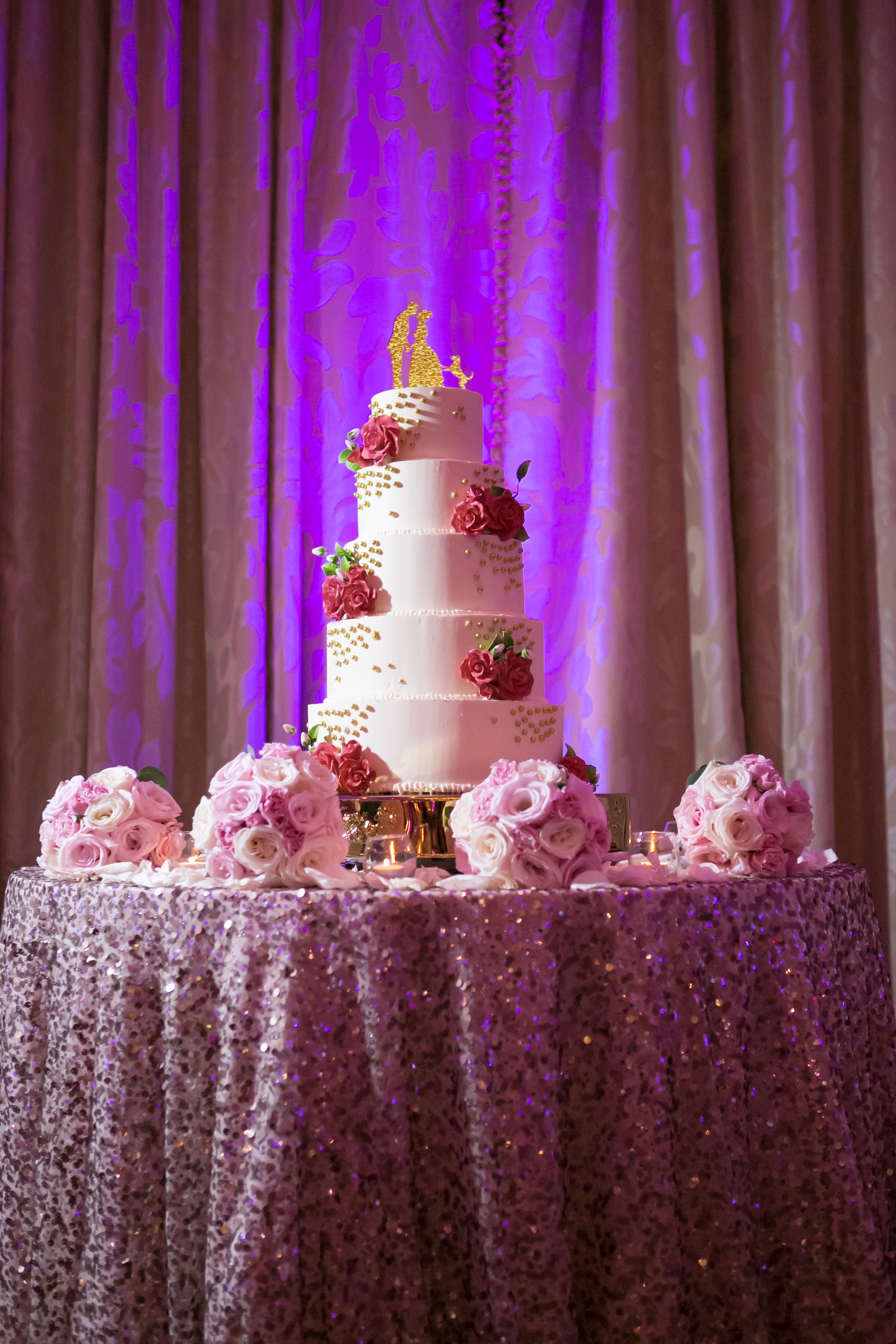 winsor event studio vinoy wedding cake