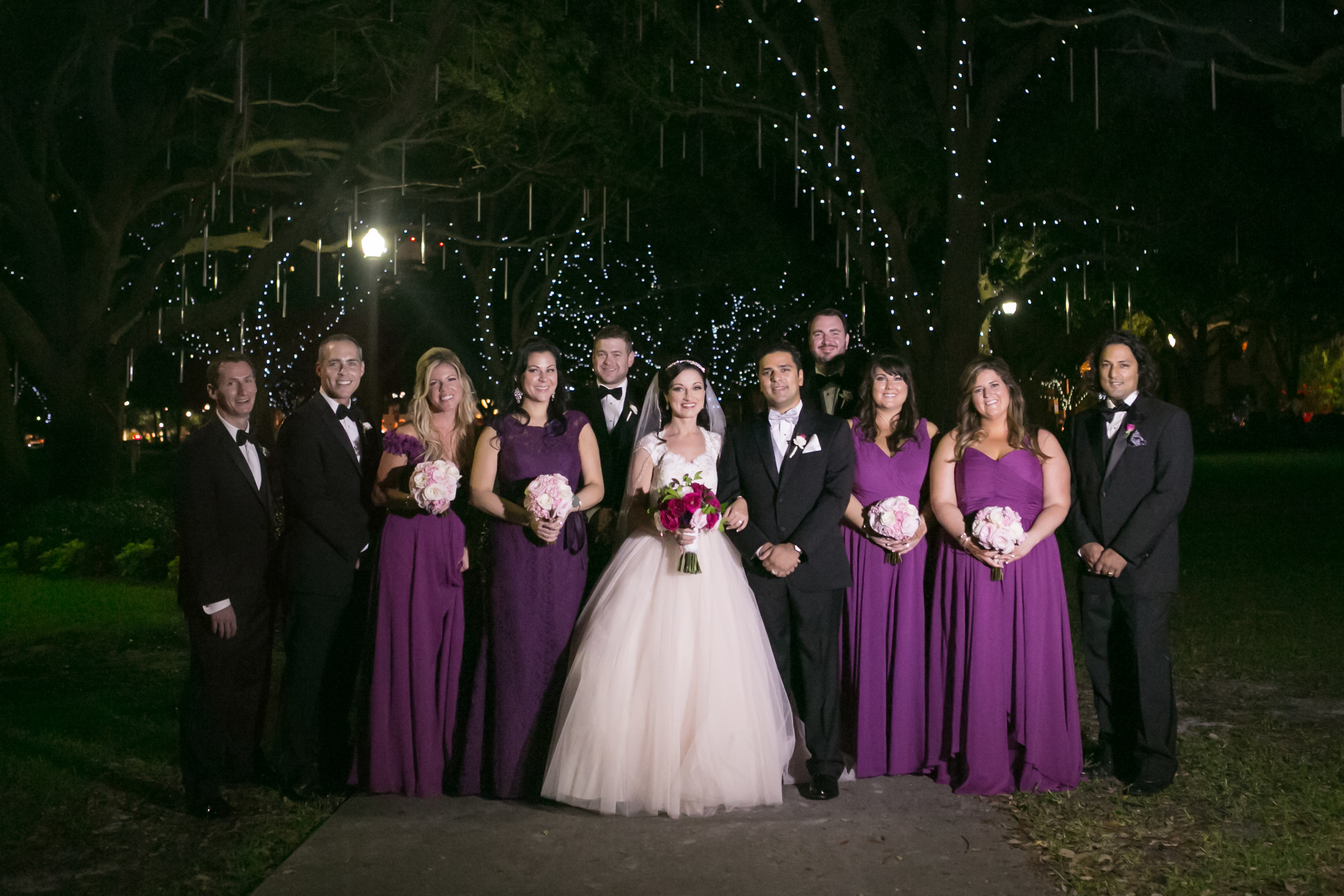 winsor event studio wedding party