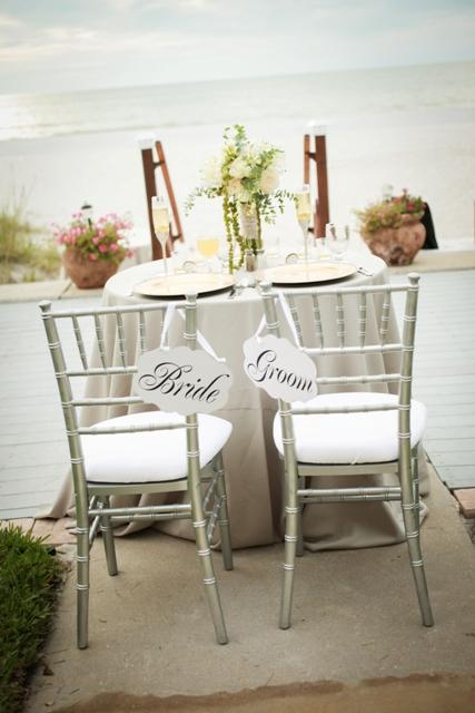winsor event studio sweetheart table