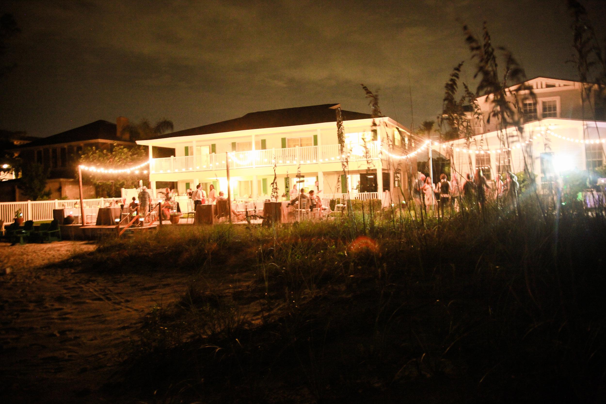 winsor event studio beach house private rental outdoor wedding