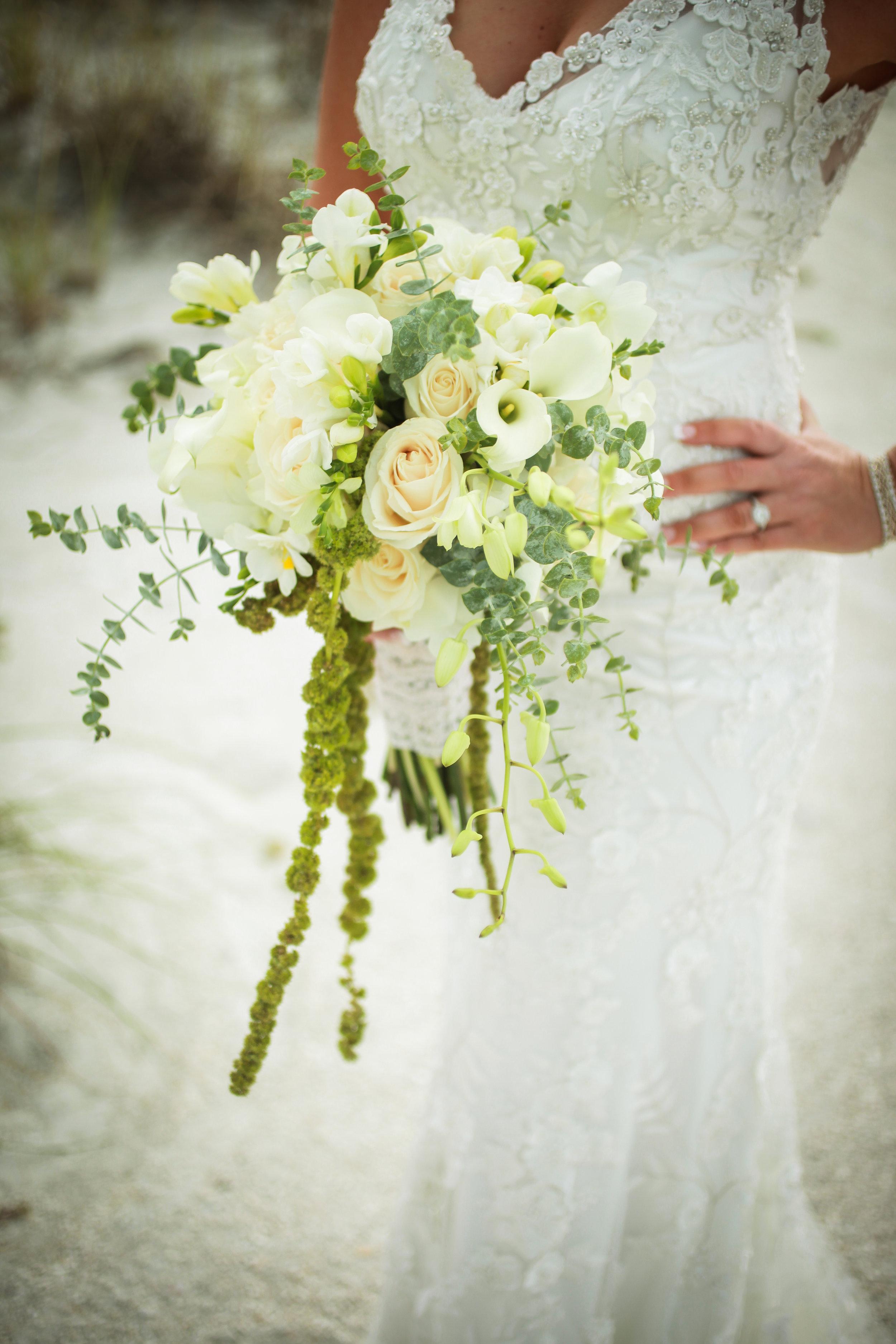 winsor event studio natural bouquet eucalyptus