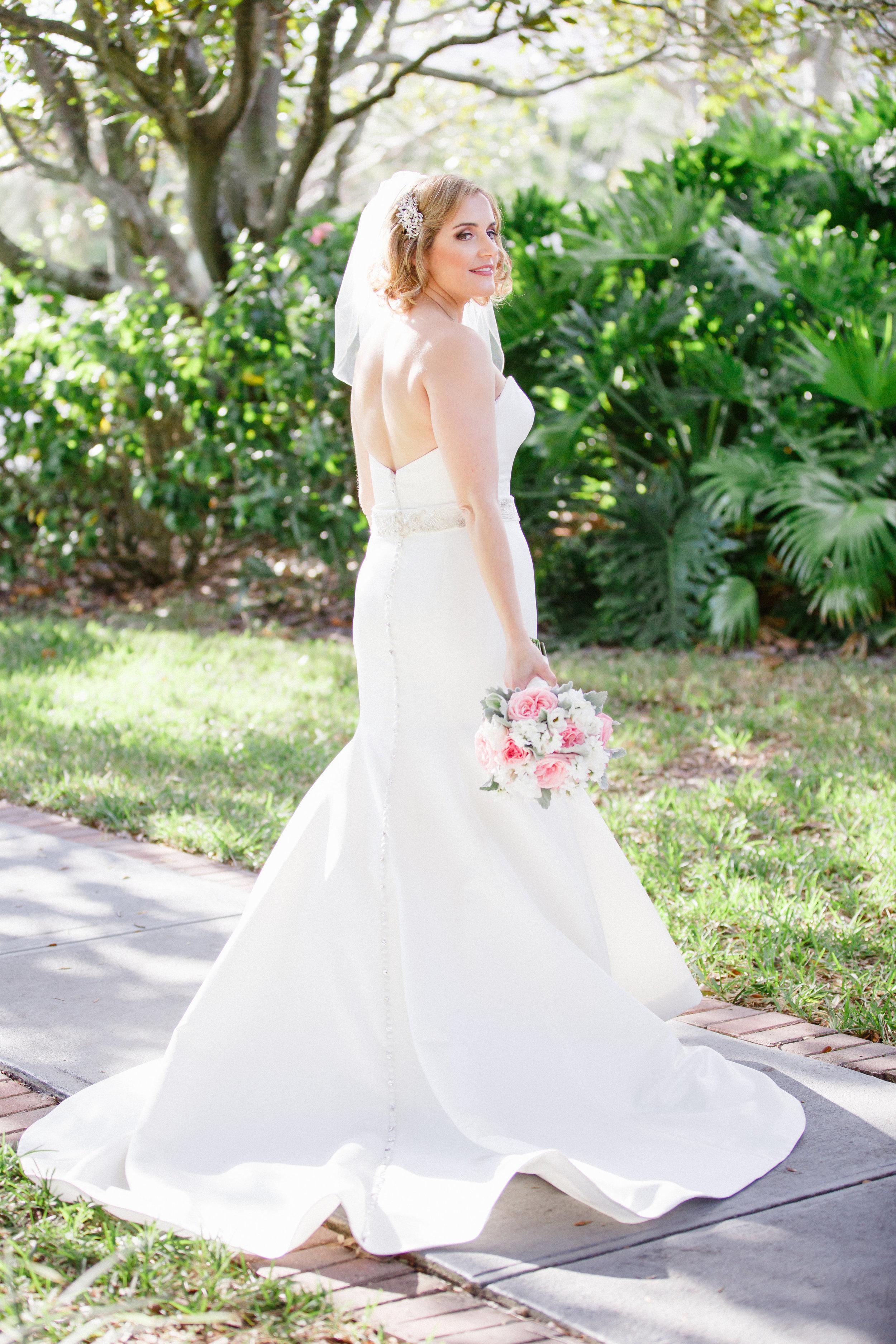 winsor event studio mermaid wedding gown