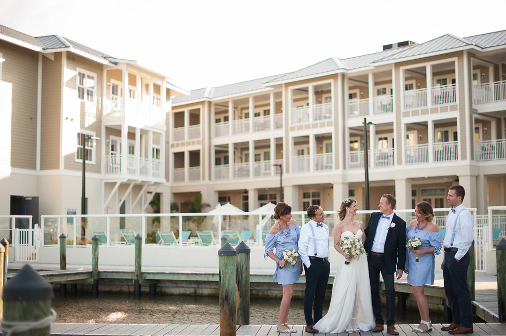 winsor event studio waterline resort wedding coastal destination