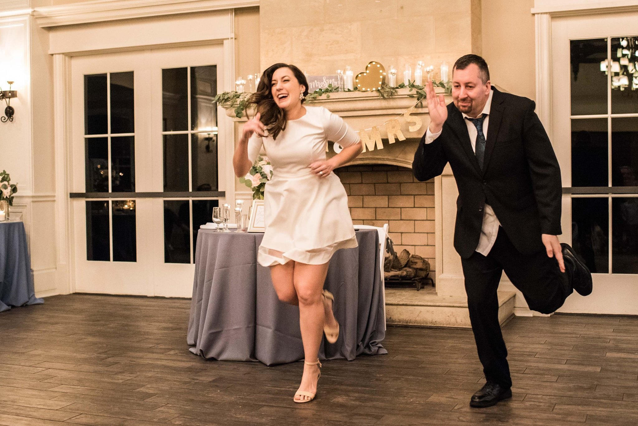 winsor event studio choreographed dance wedding
