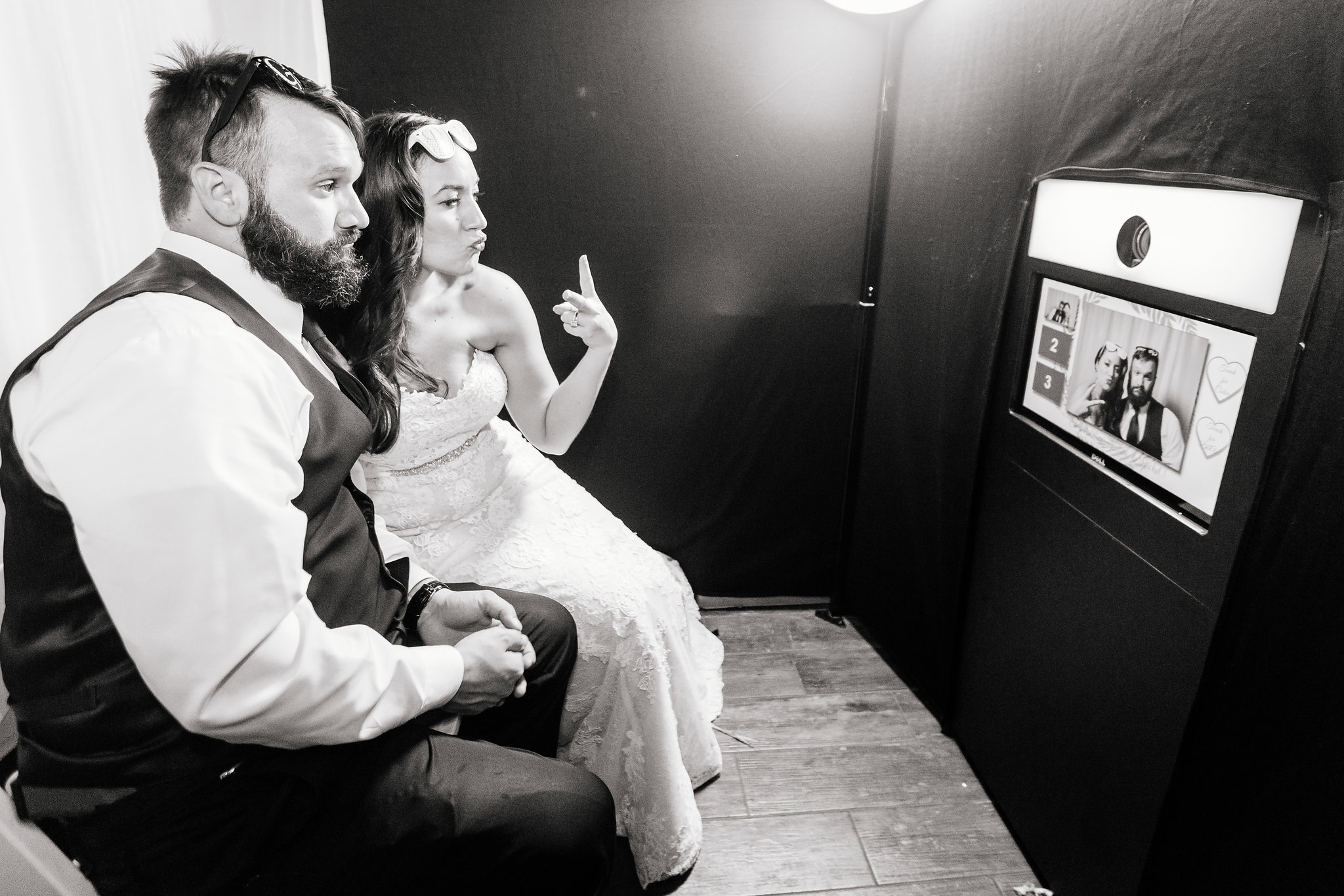 winsor event studio wedding photo booth